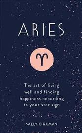 Aries by Sally Kirkman
