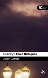 "Berkeley's ""Three Dialogues"" by Aaron Garrett"