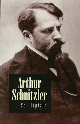 Arthur Schnitzler by Sol Liptzin image