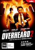 Overheard 2 DVD