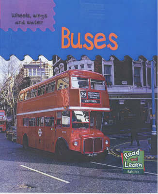 Buses by Chris Oxlade