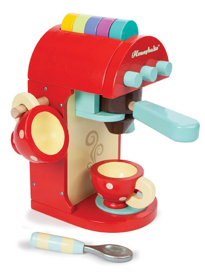 Le Toy Van: Cafe Machine Play Set image