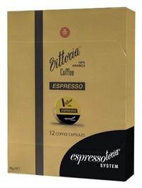 Vittoria Espresso 100% Arabica Coffee Capsules image