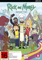 Rick And Morty Season 2 on DVD