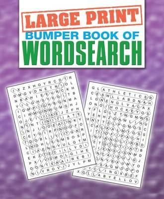 Bumper Book of Wordsearch