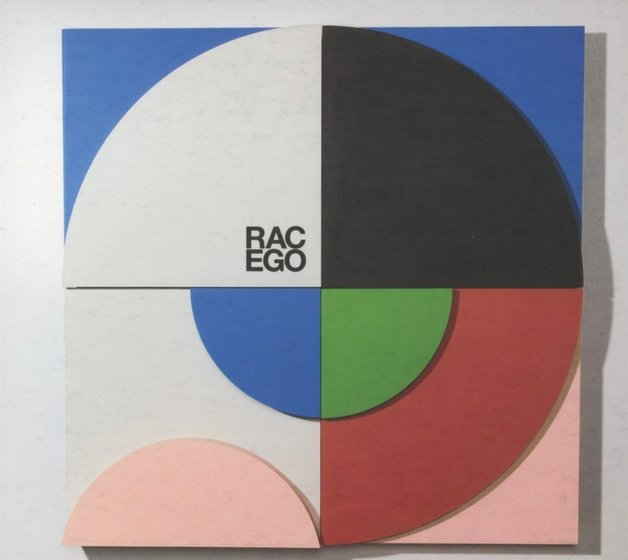 EGO [Limited Edition Clear Vinyl] (2LP) by RAC