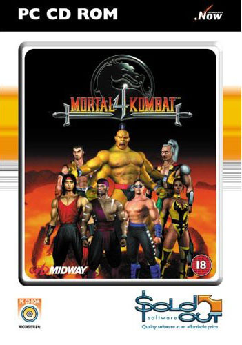Mortal Kombat 4 for PC image