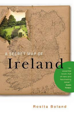 A Secret Map of Ireland by Rosita Boland image