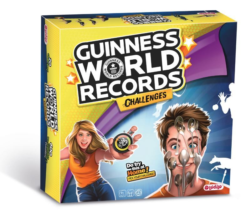Guinness World Records Challenges image