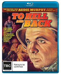 To Hell and Back on Blu-ray