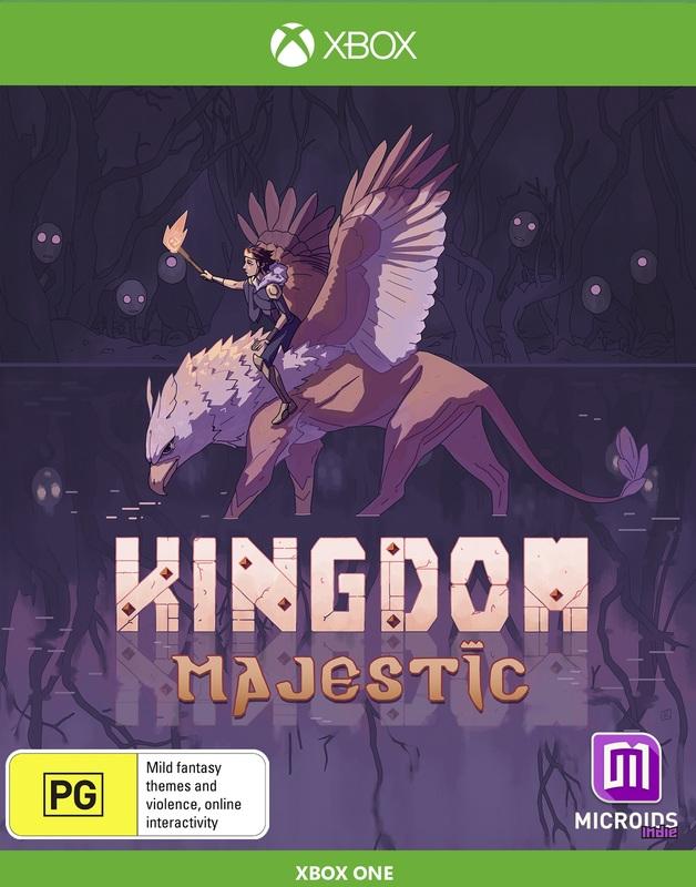 Kingdom Majestic for Xbox One