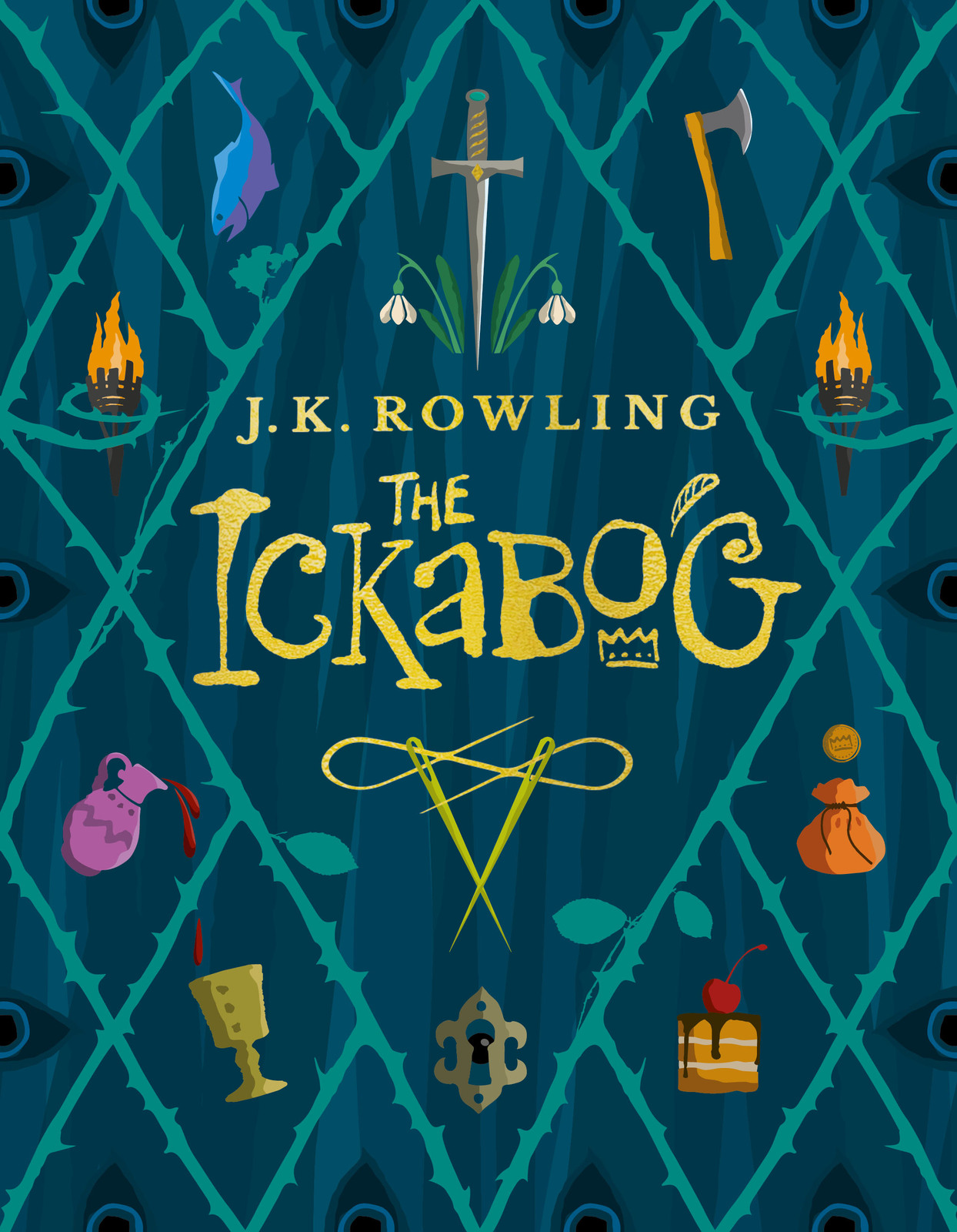 The Ickabog by J.K. Rowling image