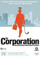 The Corporation on DVD