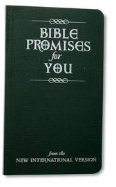 Bible Promises for You by Zondervan Publishing