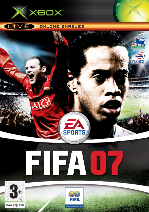 FIFA 07 for Xbox image