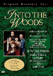 Into The Woods - Original Broadway Cast on DVD