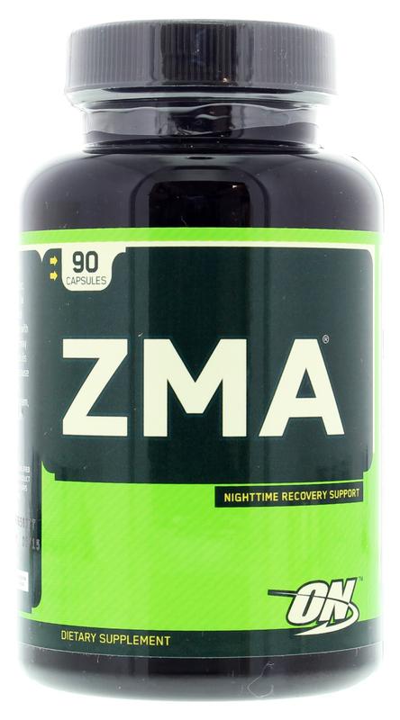 Optimum Nutrition ZMA (90 Caps)