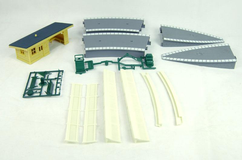 Hornby Accessories Pack 3 - Platform Set image