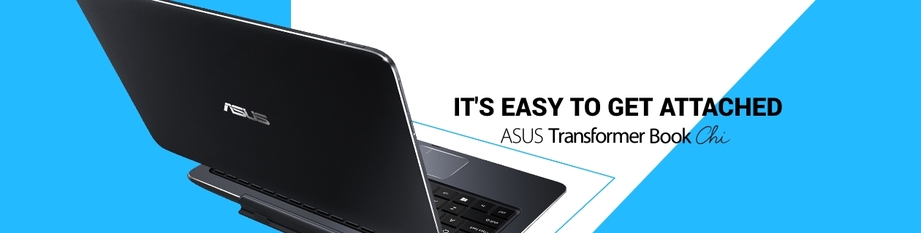 Asus Chi T300 - It's easy to get attached to this great laptop hybrid