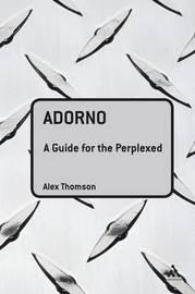 Adorno by Alex Thomson image