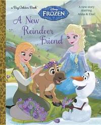 A New Reindeer Friend (Disney Frozen) by Random House Disney