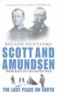 Scott And Amundsen by Roland Huntford image