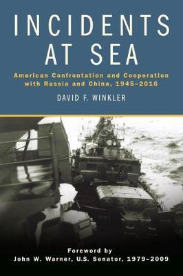 Incidents at Sea by David F Winkler image
