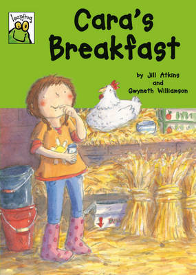 Cara's Breakfast: Bk. 2 by Jill Atkins image