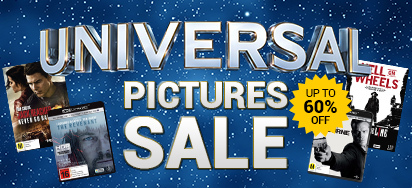 Up to 60% off Movies and TV!