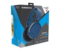 SteelSeries Arctis 3 Wired Gaming Headset (Boreal Blue) for PC Games image