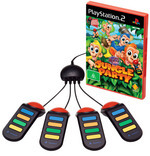 Buzz! Junior: Jungle Party + Buzzers for PlayStation 2