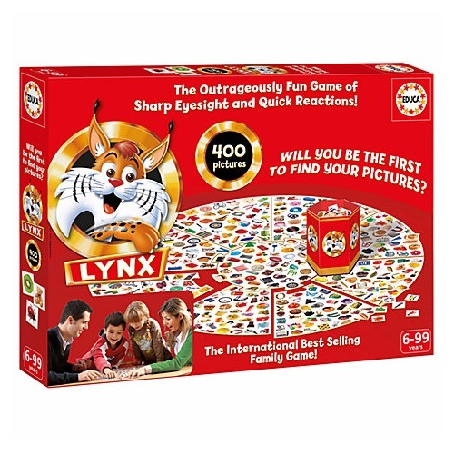 Lynx 400 Picture Game image