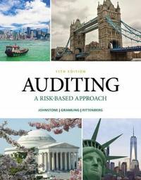 Auditing by Karla Johnstone