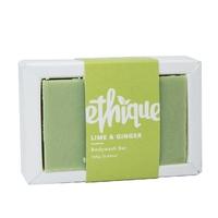 Ethique Lime & Ginger Bodywash Bar (160g)