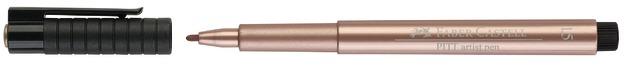 Faber-Castell: Pitt Artist Pens - Metallic Copper