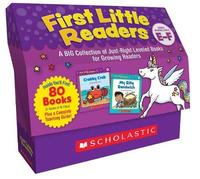 First Little Readers Classroom Set: Levels E & F by Liza Charlesworth