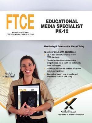 FTCE Educational Media Specialist Pk-12 by Sharon Wynne image