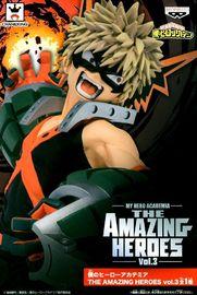 My Hero Academia: The Amazing Heroes Vol.3: Katsuki Bakugo - PVC Figure