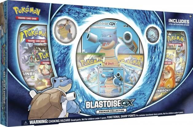 Pokemon TCG GX Premium Collection- Blastoise