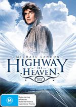 Highway To Heaven - Season 1 (6 Disc Box Set) on DVD