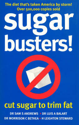 Sugar Busters! by Leighton Stewart image