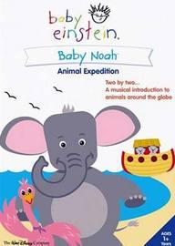 Baby Einstein - Baby Noah: Animal Expedition on DVD
