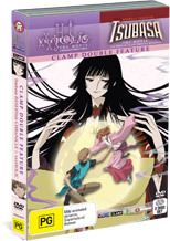 Clamp Double Feature - xxxHOLiC: The Movie / Tsubasa: Reservoir Chronicle - The Movie (2 Disc Set) on DVD