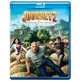 Journey 2: The Mysterious Island on Blu-ray