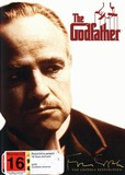 The Godfather - The Coppola Restoration on DVD