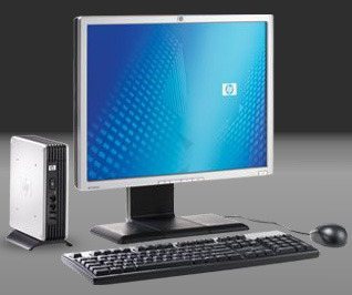 Hewlett-Packard HP T5135 400MHz 64MB Flash 128R Linux Thin Client