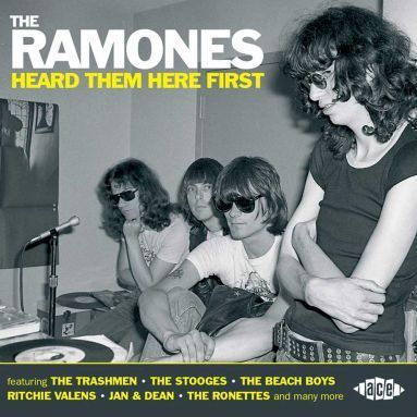 The Ramones Heard Them Here First by Various Artists