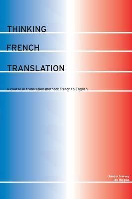 Thinking French Translation by Sandor Hervey image