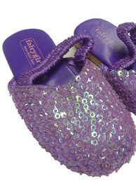 Fairy Girls - Fairy Shoes in Lilac (Small, age 2-4)