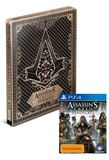 Assassin's Creed Syndicate Steelbook Edition for PS4